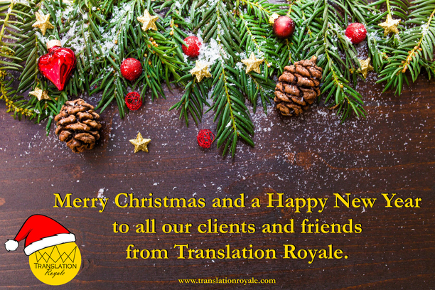 Translation Royale - Merry Christmas 2016