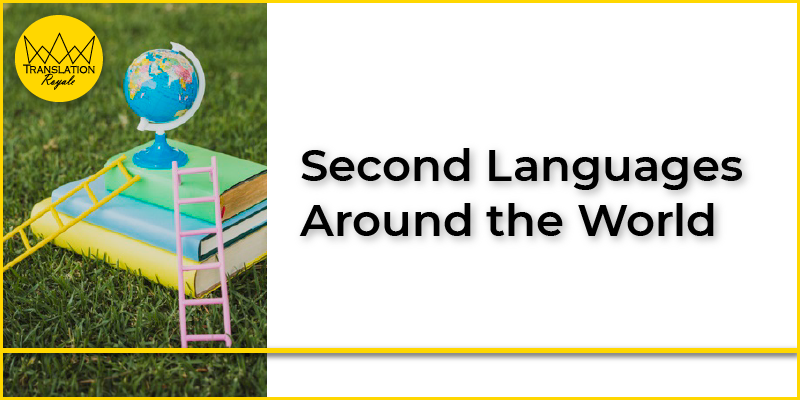 Second Languages Around the World - Translation Royale