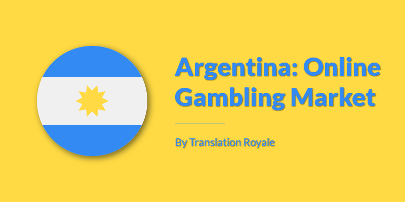 Argentina Online Gambling Market