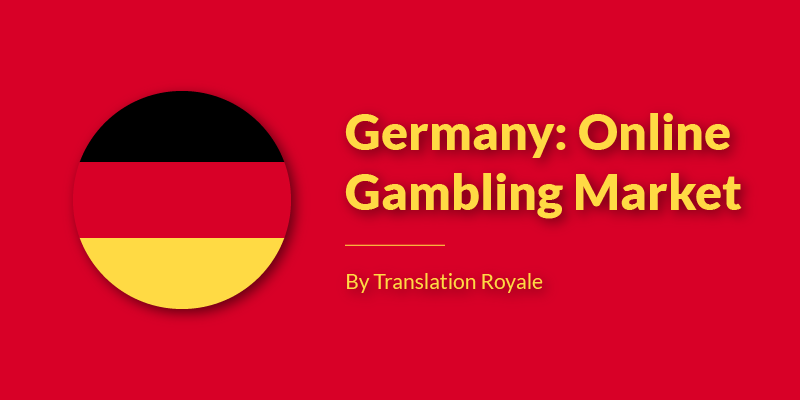 Germany Online Gambling Market