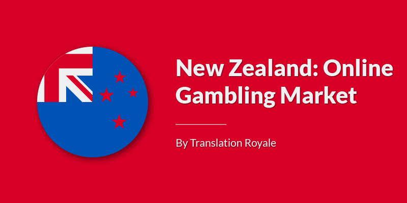 New Zealand Online Gambling Market