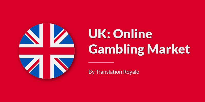 UK Online Gambling Market