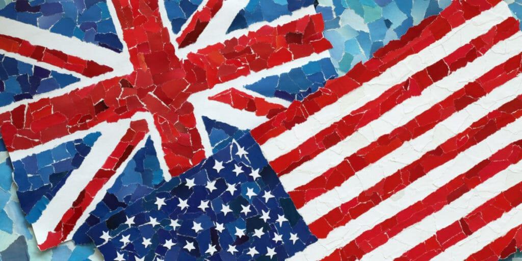 British vs American English - Translation Royale