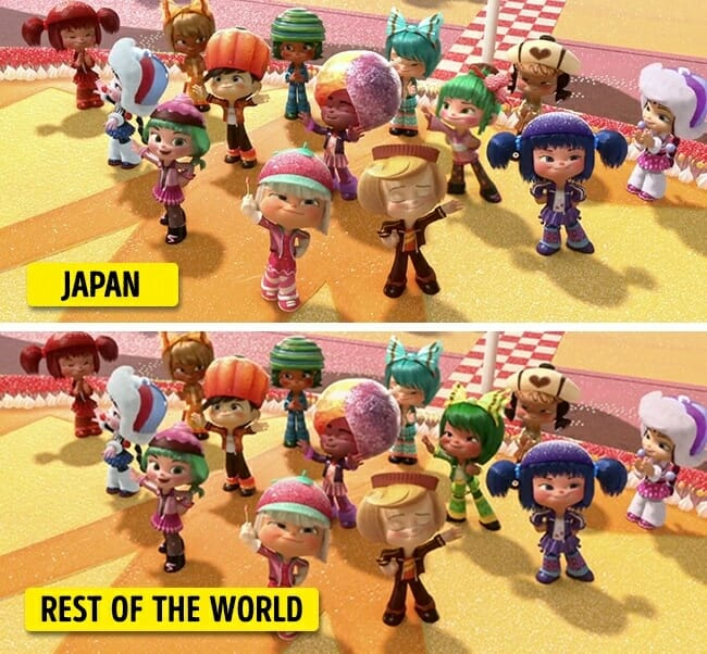 Wreck it Ralph Scene 1 - Translation Royale