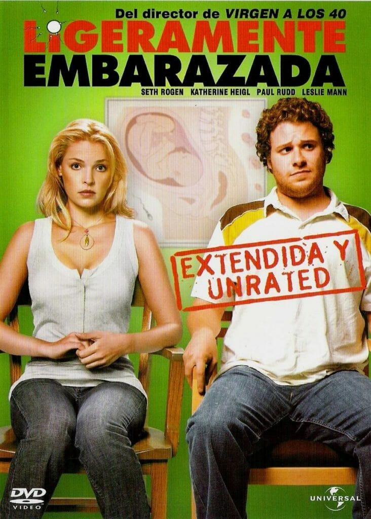 ligeramente-embarazada - movie poster