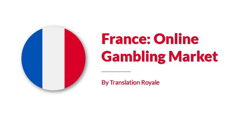 France Online Gambling Market