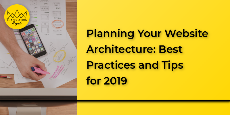 Planning Your Website Architecture 2019