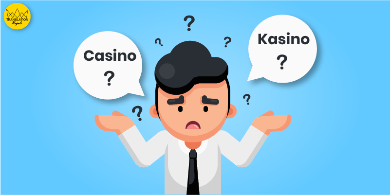 Casino or Kasino - Translation Royale