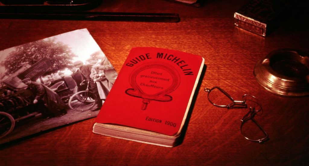 Michelin-Guide - History of Content Marketing Part 1 - Translation Royale