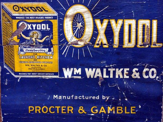 Procter and Gamble - History of Content Marketing Part 1 - Oxydol Ad - Translation Royale