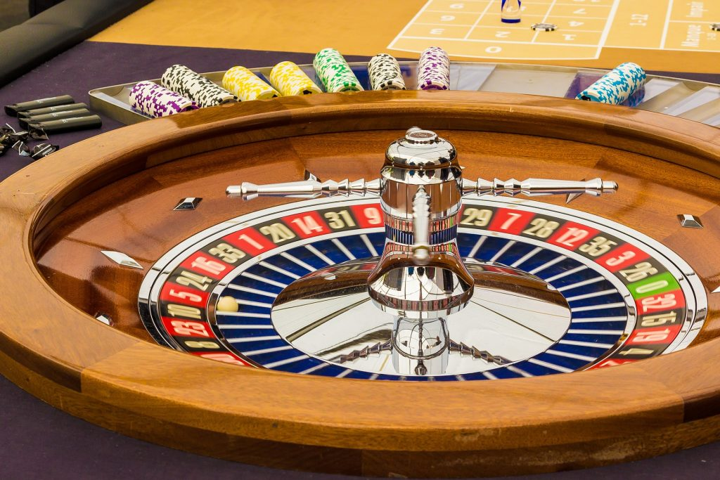 Roulette Table - The Most Popular Gambling Activities in Europe - Translation Royale