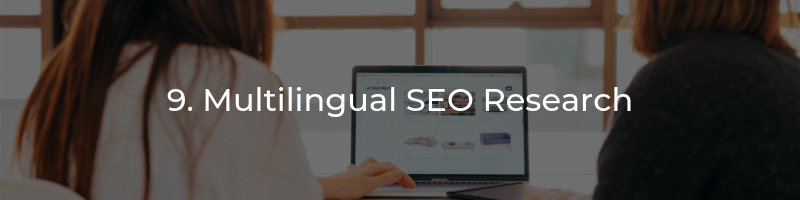 Multilingual SEO Research - 9 things you need to know before translating your website - Translation Royale