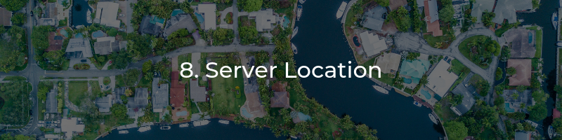 Server Location - 9 things you need to know before translating your website - Translation Royale