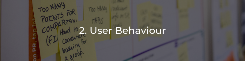 User Behaviour - 9 things you need to know before translating your website - Translation Royale