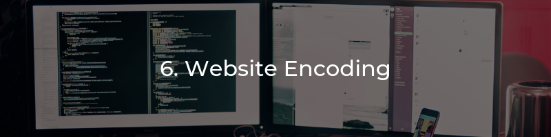 Website Encoding - 9 things you need to know before translating your website - Translation Royale