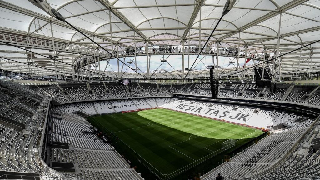 Besiktas_Stadium - Important Events for Sportsbooks in August and September 2019 - Translation Royale