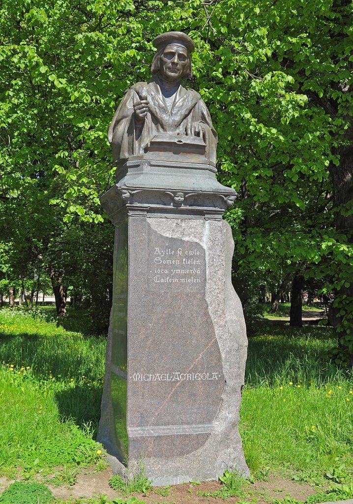 Mikael Agricola Monument - History of the Ten Oldest Languages in the World Which Are Still in Use Today - Translation Royale