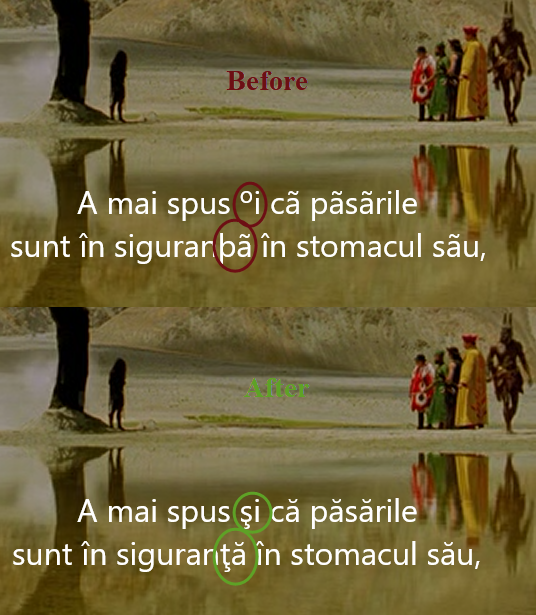 Character Display Problem in Movie Subtitles- The Culprit Behind the Unicode Character Display Problem and How to Solve It - Translation Royale