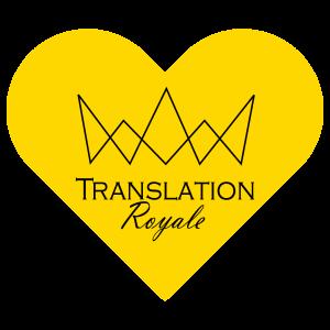 Translation Royale - Heart Logo -Valentines day marketing ideas for iGaming companies - Translation Royale