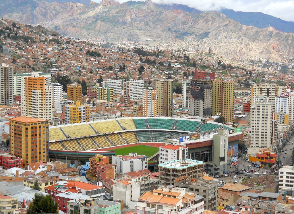 Hernando Siles Stadium - Football Rivalries in Latin America - Translation Royale