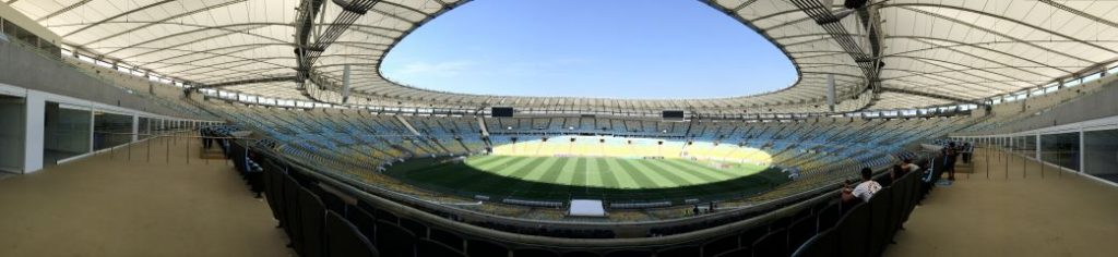Maracaná stadium - Football Rivalries in Latin America - Translation Royale