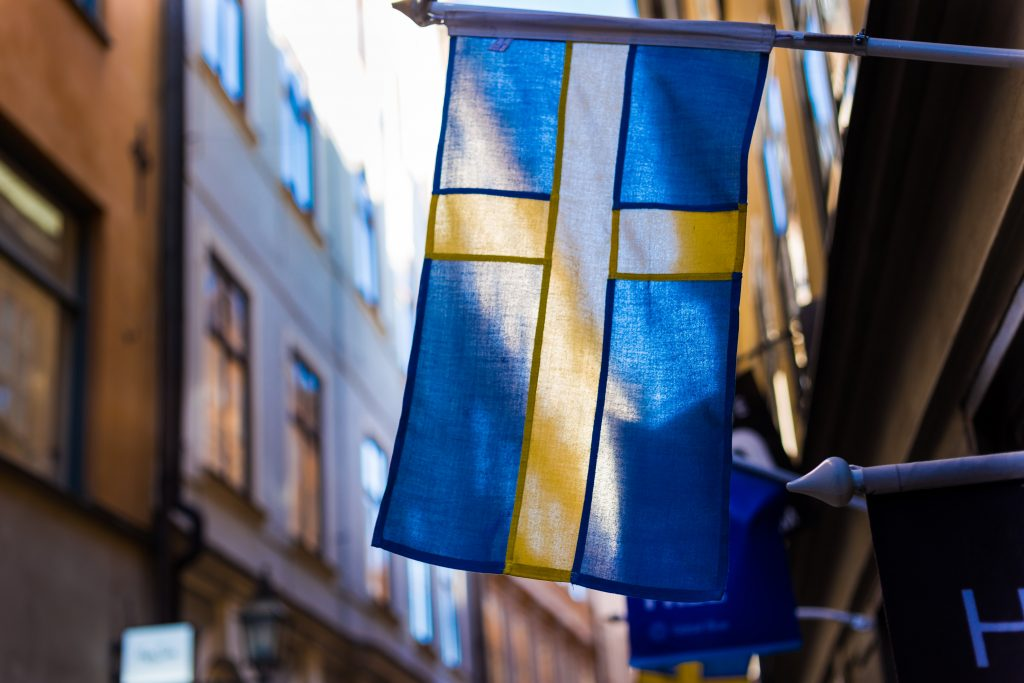 Sweden - The best countries for playing online casino games - Translation Royale