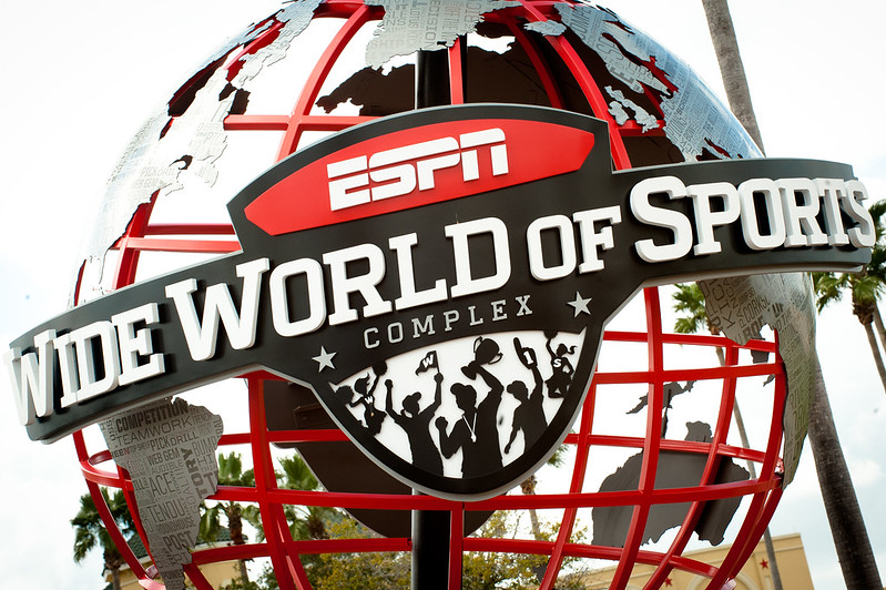 ESPN Wide World of Sports - Major Sports Events in 2021 - Translation Royale
