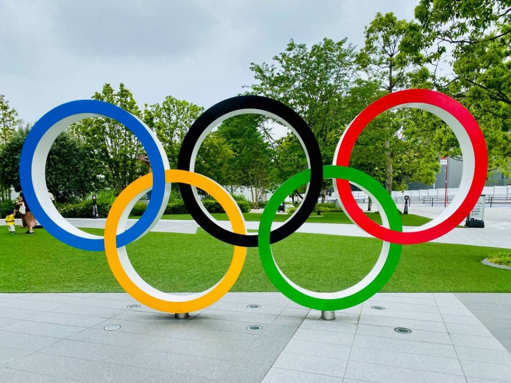 Olympic - Major Sports Events in 2021 - Translation Royale