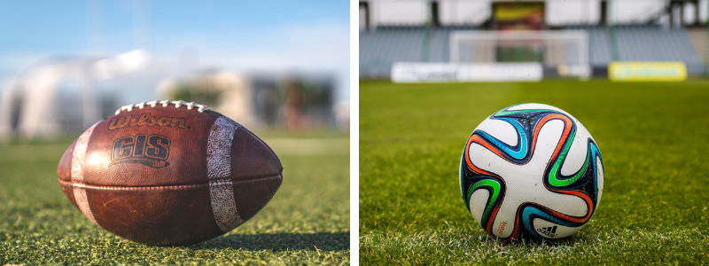 American Football vs. Soccer - A Complete Guide to US and UK Sports Betting Terms - Translation Royale
