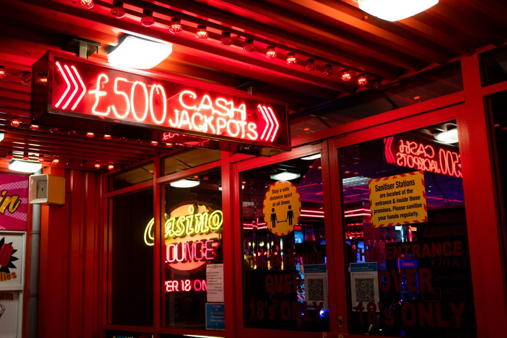 Casino Lounge - The 2021 Guide to iGaming Content Planning - Translation Royale